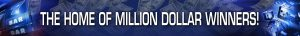 The Home of Million Dollar Winners graphic