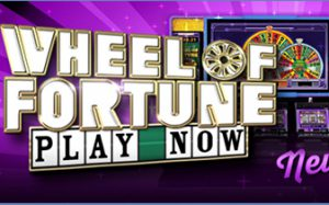 Wheel of Fortune Play Now logo