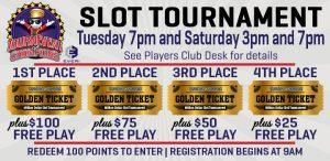 Tournevent of champions slot tournament