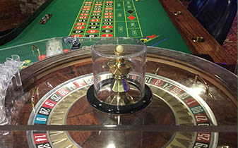 Play Roulette at Prairie Wind Casino