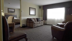 Suite at Prairie Wind Casino and Hotel