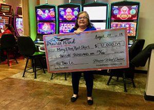 Prairie Wind Casino Winner