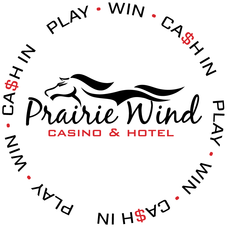 Prairie Wind Casino logo