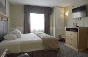Prairie Wind Casino Hotel Room